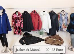 Second Hand Jacken und Mäntel