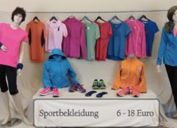 Second Hand Sportbekleidung